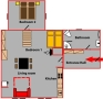 Galko Pension - Apartment 2 Floor plan