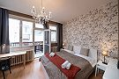 Prague Apartment Wenceslas Square - Apple Room I Bedroom