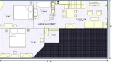 Amour Apartments - Amour Apartment Floor plan