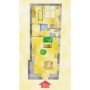 Truhlarska Apartments - T201 Floor plan