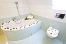 Top Apartments Prague - Olivova Attic Bathroom 1