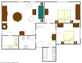 EUA, s.r.o. - Old Town B41 Floor plan