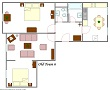 Old Town Apartments s.r.o. - Old Town B42 Floor plan