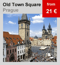 Prague Old Town Square apartments for rent